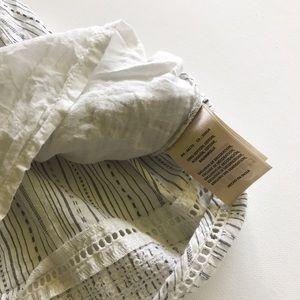 Anthropologie Tops - anthropologie vanessa virginia embroidered top